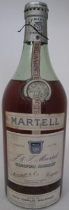 73cl stated; cordon riveted to the foil; imported by Carlo Salengo (said to be 1955)