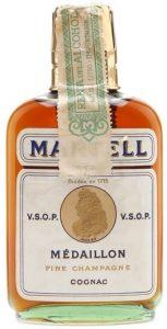 20cl VSOP-Médiallon (1960s)