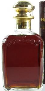 Red Tome: La Faïencerie et la Comédie (gold stopper, 1994); 70cl (click to see detail)