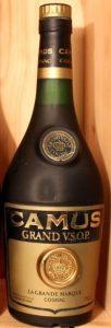 Two coloured label; on shoulder label: 'grand vsop cognac'; 70cl (stated on back) 1970s