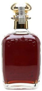 Napoleon (not stated) Gold top decanter; 70cl