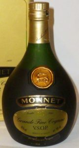 Grande Fine Champagne, no salamander on the main label; 700ml