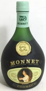 Content not stated (said to be 700ml); 1970s