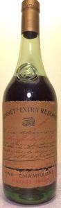 1858 written on the label