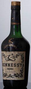Bottle with high shoulder