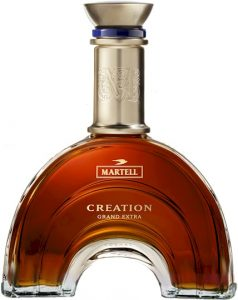 Creation 2d edition, different neck and different stopper; 70cl (stated on the back)