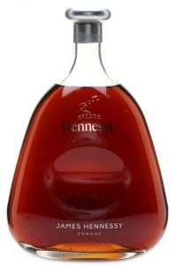 In honour of James Hennessy at 250th anniversary of Hennessy (2015); 1L Travel Retail