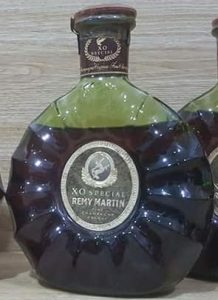 Different colour label (click to see bottle together with red label bottles)