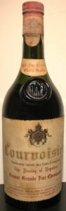 75cl (1950-60s); with a duty seal on top and import information underneath
