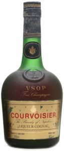 Liqueur cognac, The Brandy of napoleon; 680ml stated and 40%vol