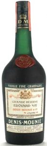 Vieille Fine Champagne on top of the main label on a separate band; Italian import (Soffiantino)