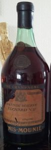 3L Edouard VII, Jeroboam; different stopper and capsule