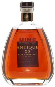 70cl; Antique XO Fine Champagne Cognac (lines in different order)
