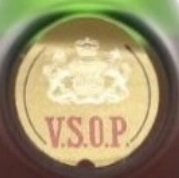 VSOP below the coat of arms