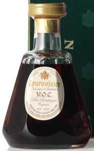VOC Fine Champagne Cognac; Baccarat 750ml stated