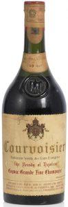 75cl Grande Fine Champagne, 60 years old. (mid 1950s); Italian import, Ferraretto