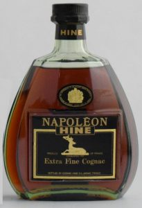 70cl Extra Fine Cognac; content stated on the back