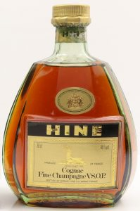 Fine champagne VSOP; '70cl' stated