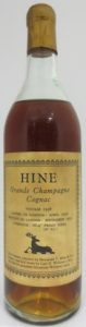 1938 GC (landed 1939, bottled 1955); ABV stated in degrees Sikes!