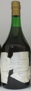 1961 (landed 1963, bottled 1983) Averys; Mr. Ewen Ferguson, Mr. Donald, Mr. Clive Hardcastle