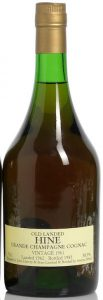1961 (landed 1963, bottled 1983) Averys (possibly previous bottle relabeled)