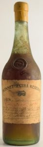 Récolte 1848 written on the label