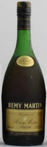 Produce of France on one line, very small print; 80 proof and 750ml stated