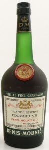 24 fl ozs stated (no duty seal); Vieille Fine Champagne on top of the main label on a separate band