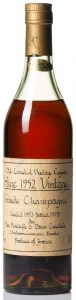 1952 GC (landed 1953, bottled 1978 for Yeo Ratcliffe & Dawe Limited, Woodburn Common , Bucks