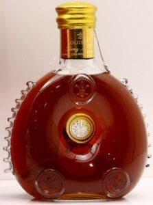 70cl stated on the back; without the mark below it.