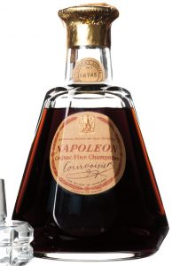 With 'Cognac Fine Champagne' stated; old cap; Italian import