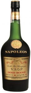 VSOP that is also called Napoleon and Edouard VII; probably 700ml