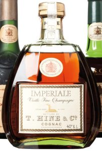 T. Hine & Co. Imperiale; vieille fine champagne; 40% G.L. stated