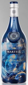 Cordon Bleu limited edition 2019; for Chinese new year; in collaboration with French artist Mathilde de l'Ecotais (70cl)