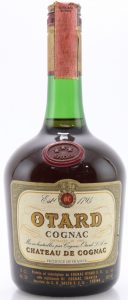 75cl, brownish-green border around the label; cap in bronze and red with a paper duty seal; Italian import for Sacco, Turino