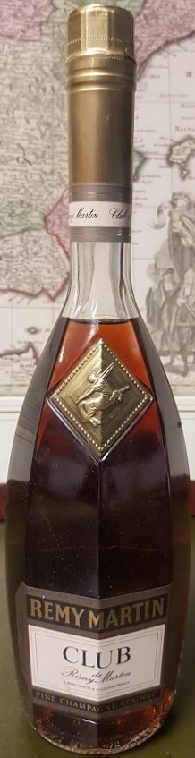 Idem, with an accent on the 'E' of Rémy.