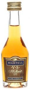 3 cl with appellation cognac controlee below 'fine cognac'