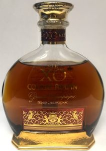 Premier cru du cognac is stated ('grand' is left out)