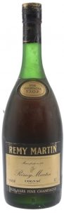 70cl (not stated); text underneath: 'tres rare fine champagne'
