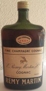 Flask, ca. 70-75cl; (prob. 1950s)