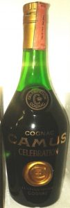 70cl with a top seal; green glass