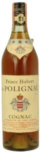 73cl Italian import; on the shoulder label is printed: 'Prince de Polignac'. Importers text is different, though it is the same importer as previous bottle