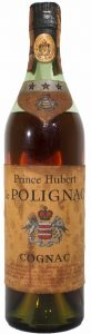 73cl Italian import; on the shoulder label is printed: 'Prince de Polignac'; (est. 1960s)