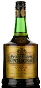 70cl (1970s); Prince Hubert de Polignac on the shoulder label with three stars