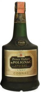 On shoulder label: Cognac VSOP stated above Fine Champagne; e70cl and 40% stated; Italian import