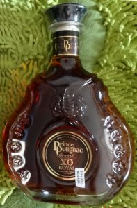 70cl, Only For Duty Free; back-side is different