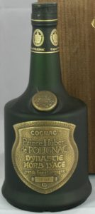 Dynastie, Hors d'Age and with Cognac Polignac stated on the neck capsule