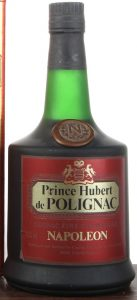 70cl, Cognac Fine Champagne on one line (1970s)