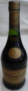 70cl and 40% stated; on the back: cont. 70cl, gratis glas and date (12-07-79)