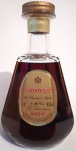 Fine Champagne VSOP with 40% and 0,755L stated
